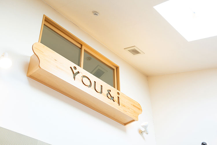 YOU&I 窓